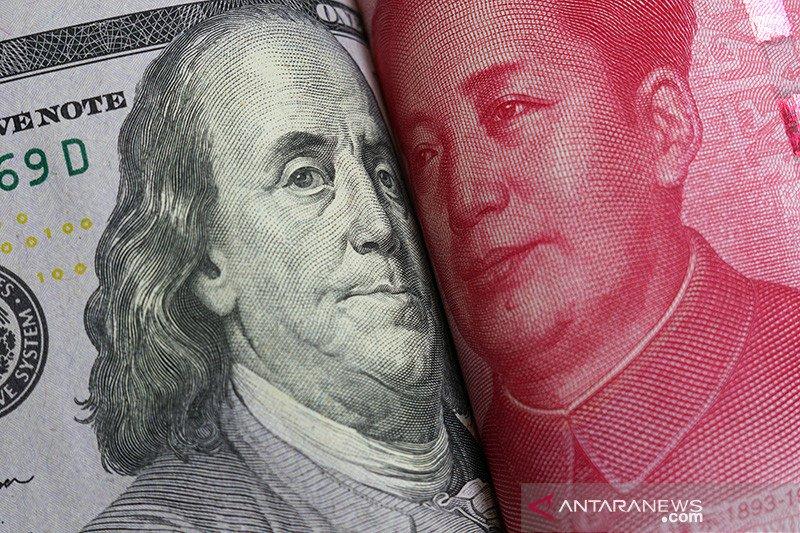 美元兑人民币